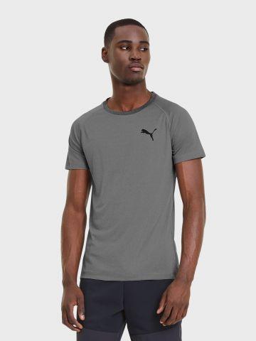 חולצת ריצה עם לוגו / גברים של PUMA