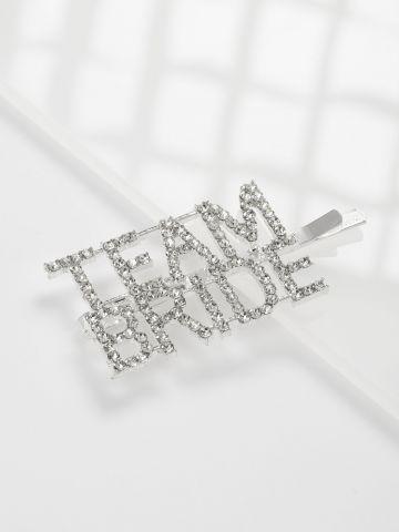 סיכת ראש Team Bride של TERMINAL X