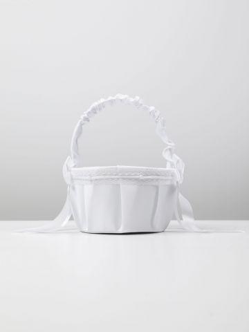 סלסלת שושבינה מסאטן Bride של TERMINAL X