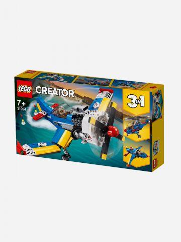 Lego Creator Race Plane  סדרה 3 ב-1 / 7+ של TOYS