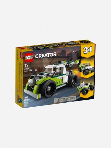 Lego Creator Rocket Track  סדרה 3 ב-1 / 7+ של TOYS