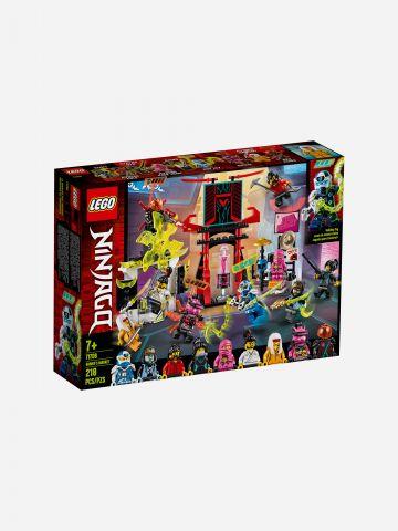 Lego Ninjago Gamer's Market / 7+ של TOYS