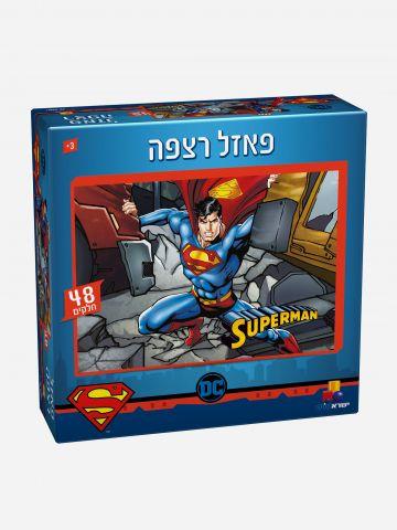 סופרמן- פאזל רצפה 48 חלקים / 3+ של TOYS