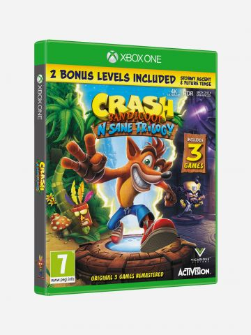 Crash Bandicoot N. Sane Trilogy / Xbox One של TOYS