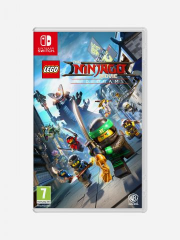 Lego Ninjago / Nintendo Switch של TOYS