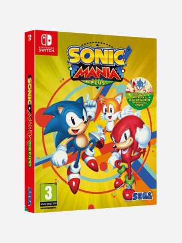 Sonic Mania Plus Standart Edition / Nintendo Switch של TOYS