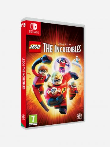 Lego The Incredibles - Standart Edition / Nintendo Switch של TOYS