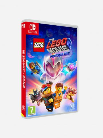 The LEGO Movie 2 Videogame / Nintendo Switch של TOYS