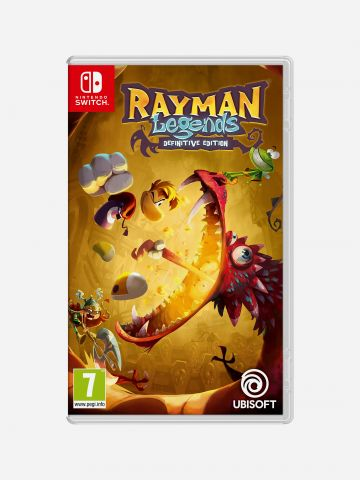 Rayman Legends Definitive Edition / Nintendo Switch של TOYS