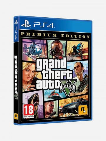 The Grand Theft Auto V: Premium Online Edition / PlayStation 4 של TOYS