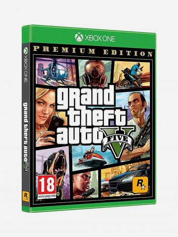 The Grand Theft Auto V: Premium Online Edition / Xbox One של TOYS