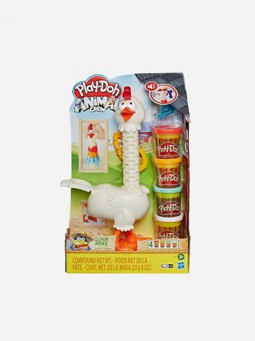 פליידו תרנגולת וביצים / 3+ של TOYS