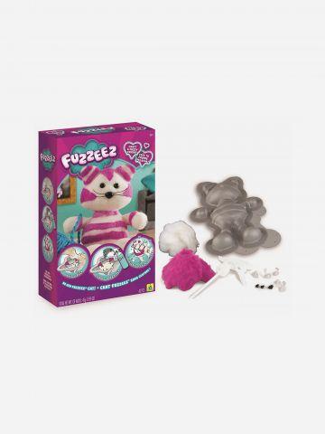 Fuzzeez ערכת יצירה בצמר בצורת חתול / 6+ של TOYS