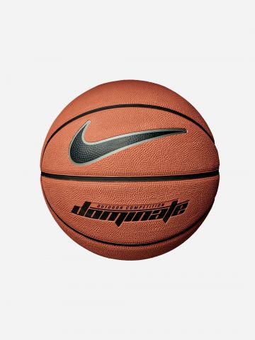 כדורסל גומי Nike Dominate עם לוגו / 5-7 של NIKE