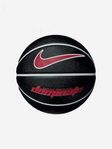 כדורסל גומי Nike Dominate עם לוגו / 5-6 של NIKE