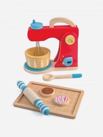 ערכת אפייה מעץ Tender Leaf Toys / +3 של TOYS