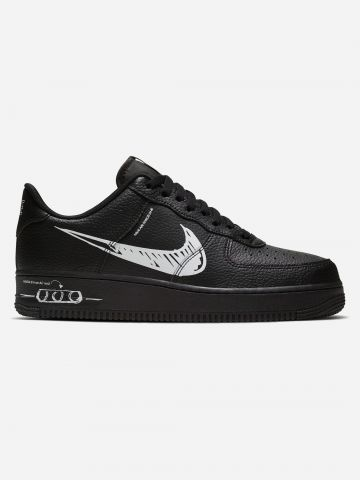 סניקרס עור Air Force 1 '07 LV8 Utility / גברים של NIKE