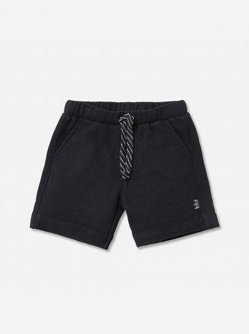 מכנסי טרנינג קצרים עם שרוך / 0-24M של SHILAV