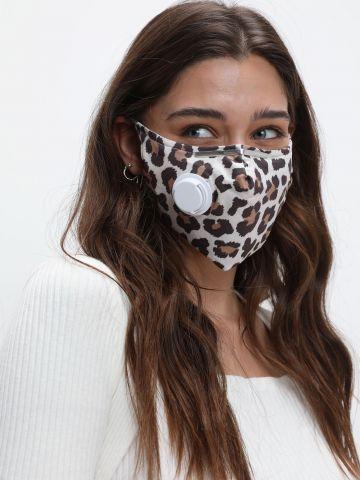 מסכת פנים בהדפס חברבורות / נשים של TERMINAL X