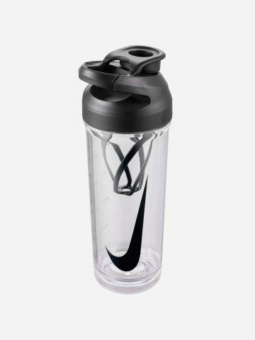 בקבוק שייקר עם לוגו Hypercharge של NIKE