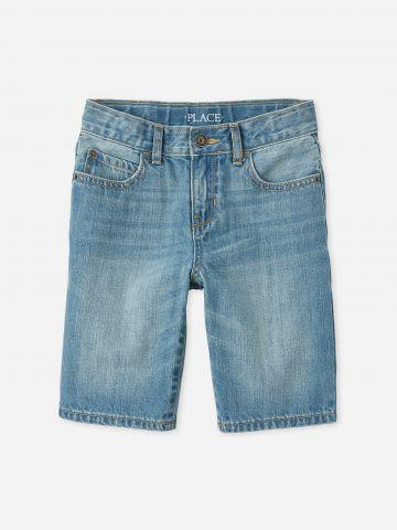 מכנסי ג'ינס קצרים / בנים של THE CHILDREN'S PLACE