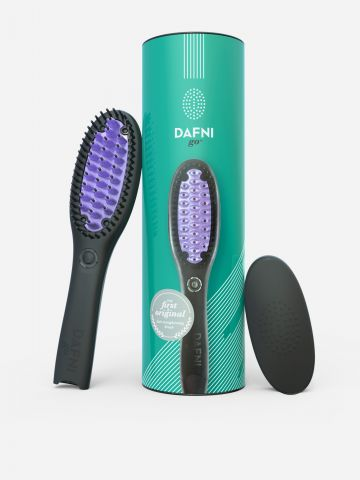מברשת מחליקה לשיער דק/קצר DAFNI go של DAFNI