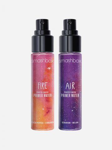 מארז פריימרים לקיבוע ורענון Air&Fire של SMASHBOX