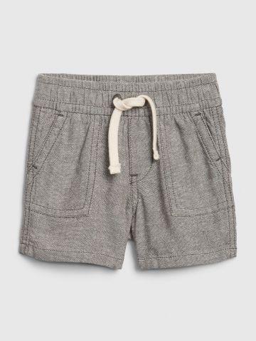 מכנסי פשתן קצרים / 0-24M של GAP