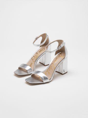 נעלי עקב עור עם רצועות / נשים של SAM EDELMAN