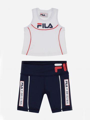 סט אקטיב 2 חלקים עם לוגו / בנות של FILA