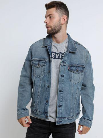 ג'קט ג'ינס עם כיסים של LEVIS