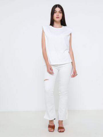 ג'ינס עם קרע ושסעים של TERMINAL X
