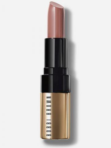 שפתון מפנק עשיר בלחות Luxe Lip Color - NEUTRAL ROSE של BOBBI BROWN