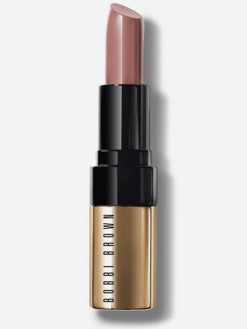 שפתון מפנק עשיר בלחות Luxe Lip Color - PALE MAUVE  של BOBBI BROWN