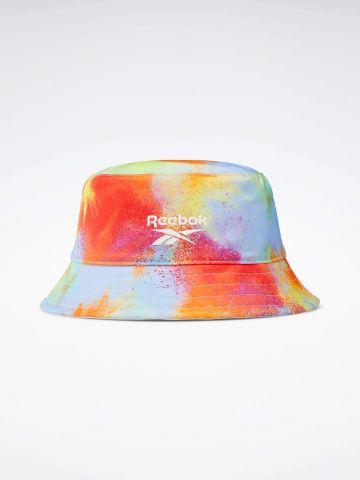 כובע באקט מולטי קולור דו צדדי PRIDE Collection של REEBOK