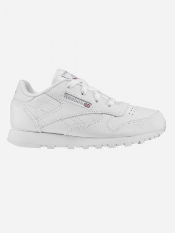 סניקרס עור Classic Leather / בייבי של REEBOK
