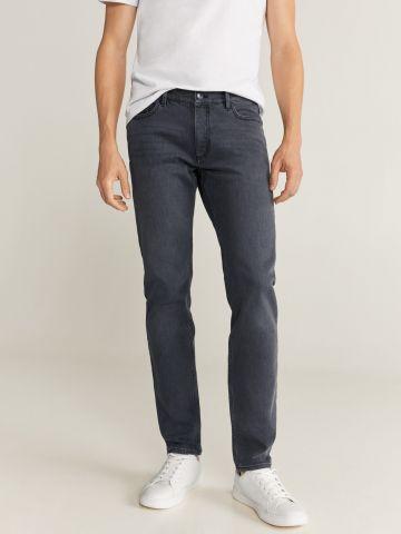 ג'ינס ווש Slim-fit של MANGO