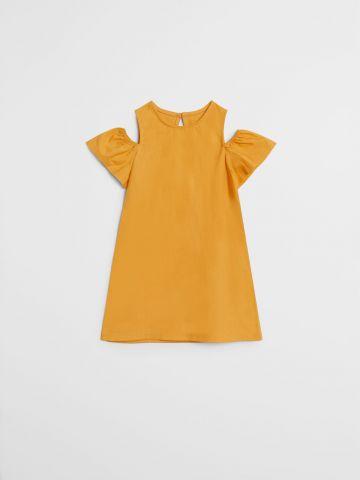 שמלת מיני אוף שולדרס / 9M-4Y של MANGO