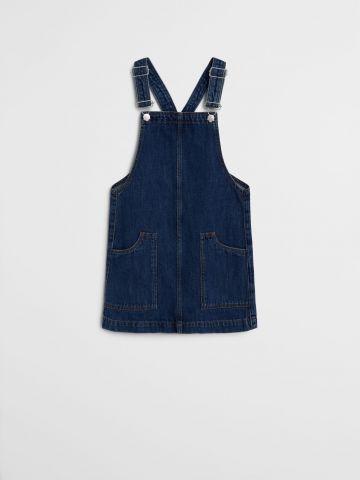 סרפן ג'ינס מיני / בנות של MANGO
