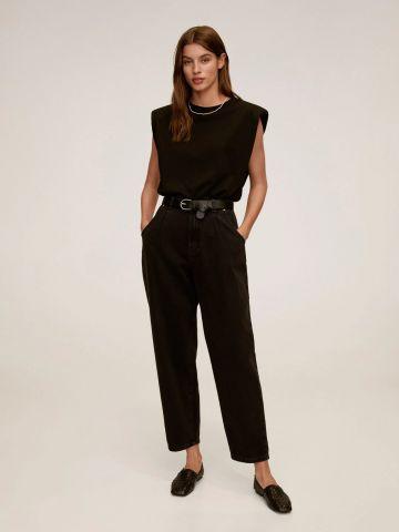 ג'ינס ארוך slouchy של MANGO