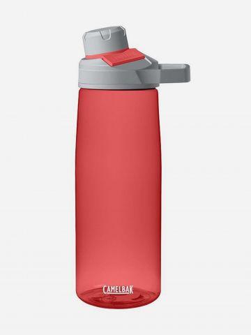 """בקבוק שתייה עם פייה ופקק מגנטי CHUTE / מ""""ל  0.75  של CAMELBAK"""