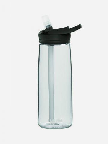 """בקבוק שתייה עם קשית ופיה EDDY / 0.75 מ""""ל של CAMELBAK"""