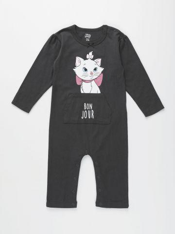 אוברול פיג'מה עם הדפס חתול / בייבי בנות של FOX
