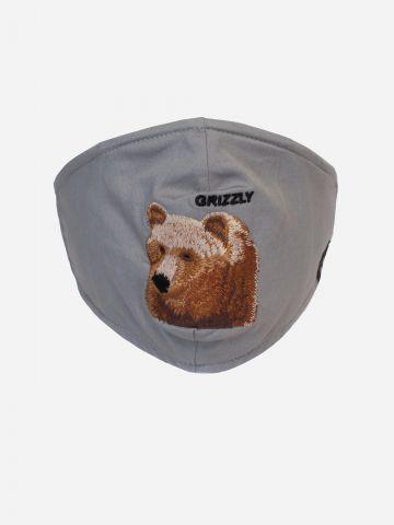 מסכת פנים עם רקמת דוב של GOORIN BROS