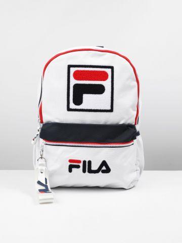 תיק גב עם לוגו פרוותי של FILA