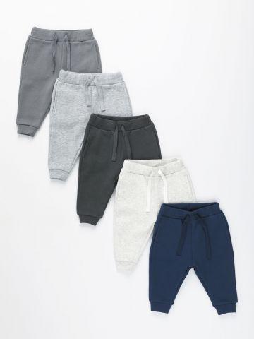 מארז 5 מכנסי פוטר ארוכים / 3M-14Y של TERMINAL X KIDS