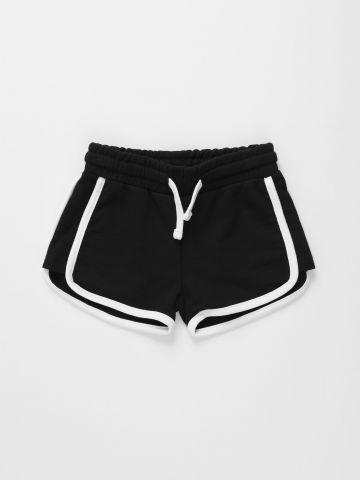 מכנסי טרנינג קצרים עם גומי / בנות של AMERICAN EAGLE