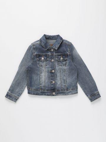 ג'קט ג'ינס עם כיסים / בנות של AMERICAN EAGLE