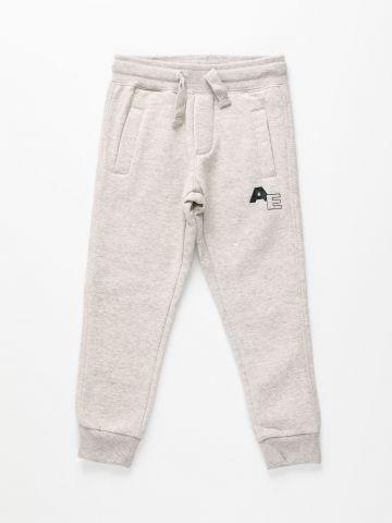 מכנסי טרנינג עם הדפס לוגו / בנים של AMERICAN EAGLE