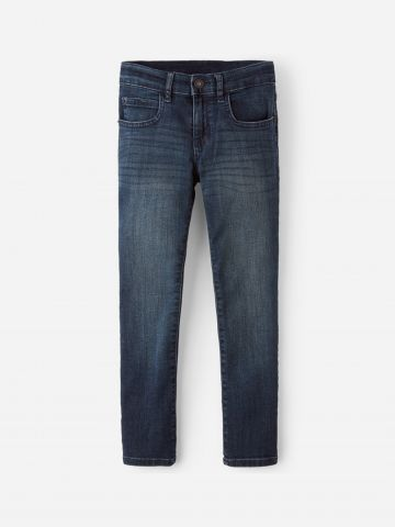 ג'ינס סופר סקיני בשטיפה כהה / בנים של THE CHILDREN'S PLACE